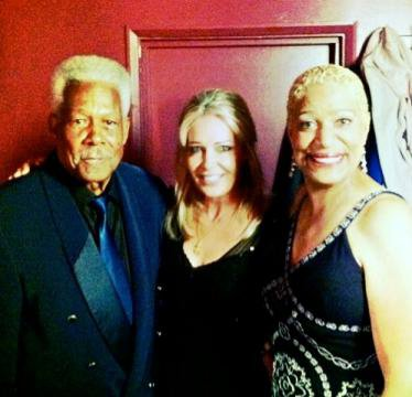 Eddie Floyd, Vanesse Thomas and Carrie